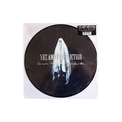 The Amity Affliction Everyone Loves You... Once You Leave Them LP (Picture Disc) (Vinyl)