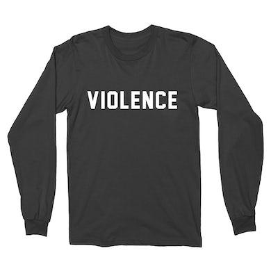 Frank Iero Violence Longsleeve (Black)