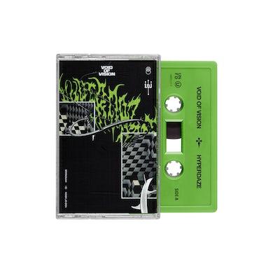 Hyperdaze Cassette (Lime Green)