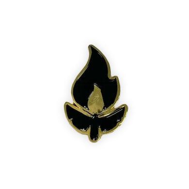 Moth Logo Pin