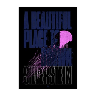 Silverstein A Beautiful Place To Drown A2 Poster