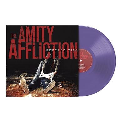 "The Amity Affliction Severed Ties 12"" Vinyl (Transparent Purple)"