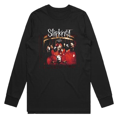 Slipknot Debut Longsleeve (Black)