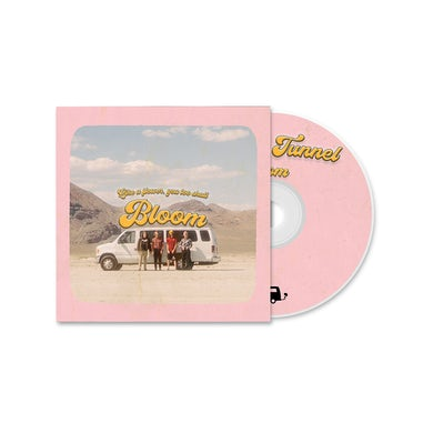 Carpool Tunnel Bloom CD