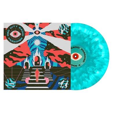 "Red City Radio Paradise 12"" Vinyl (Electric Blue Cloudy)"