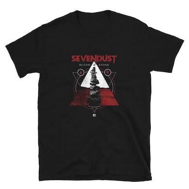 Sevendust Blood & Stone Tee (Black)