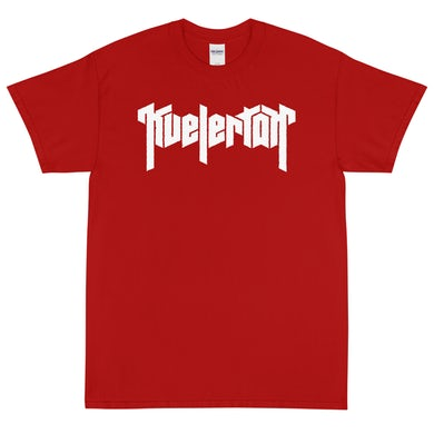 Logo Tee (Red)