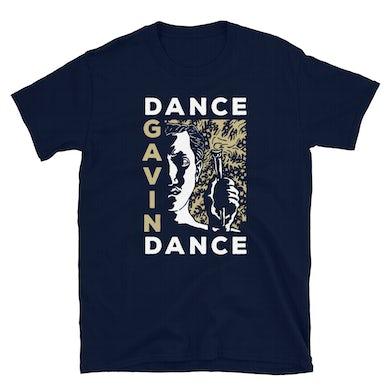 Dance Gavin Dance Railroad Tee (Navy)