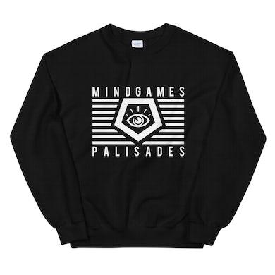 Palisades Mindgames Crewneck (Black)