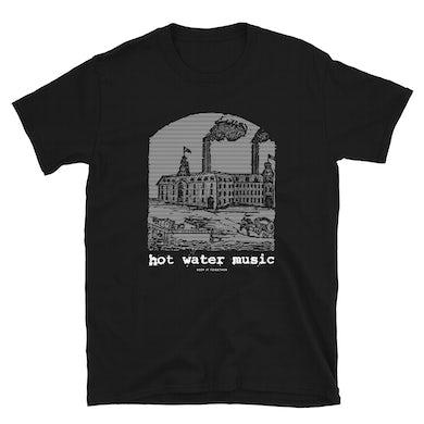 Hot Water Music Factory Tee (Black)