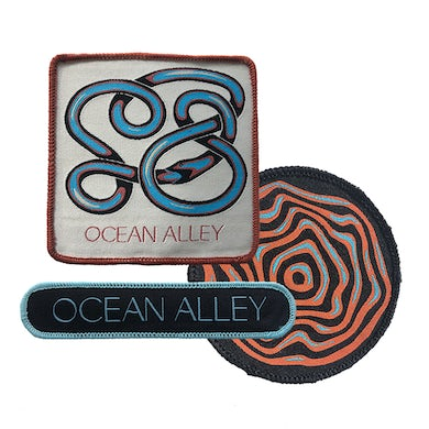Ocean Alley Lonely Diamond Patch Pack
