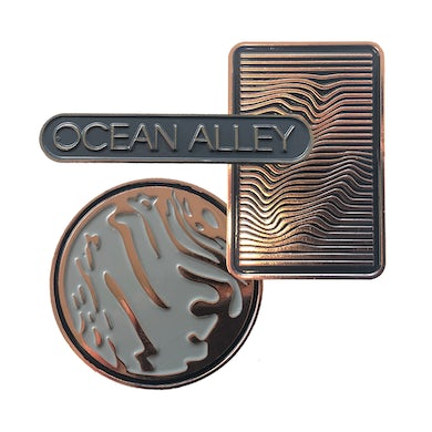 Ocean Alley Lonely Diamond Pin Pack