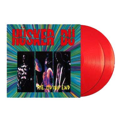"Living End 12"" Vinyl (Limited Edition Red)"