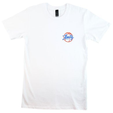 The Amity Affliction Clippers Tee (White)