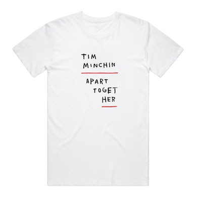 Apart Together Tee (White)