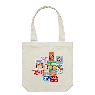 Apart Together Tote (Cream)