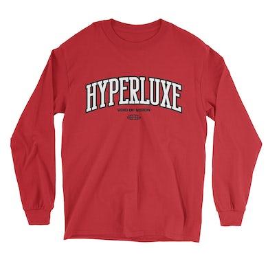 Hyperluxe Longsleeve (Red)