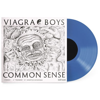 Common Sense EP Vinyl (Vibrant Blue)