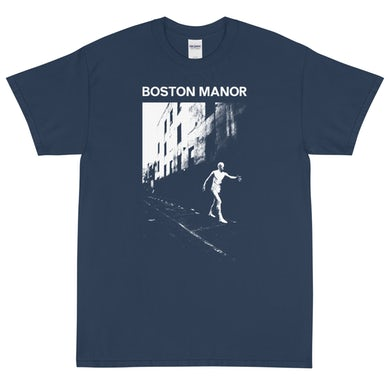 Boston Manor Glue Tee (Blue Dusk)