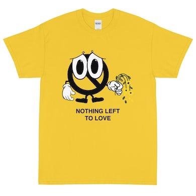 Sad Face Tee (Yellow)