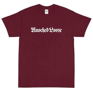 Church Tee (Maroon)