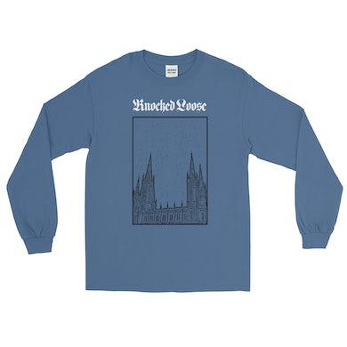 Church Longsleeve (Blue Dusk)