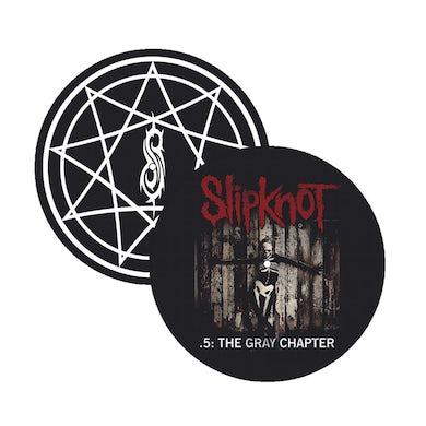 Slipknot The Gray Chapter Slipmat Pack