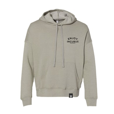 Incubus Enjoy Responsibly Hoodie (Sand)