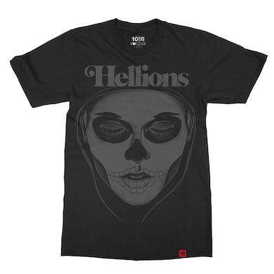 Hellions Reaper UNFD 10 Year Anniversary Tee