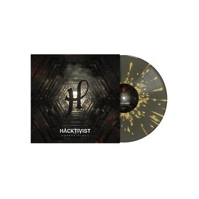 "Hyperdialect 12"" Vinyl (Transparent Green with Yellow Splatter)"