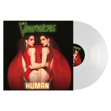 "HUMAN 12"" Vinyl (White 180gm) // PREORDER"