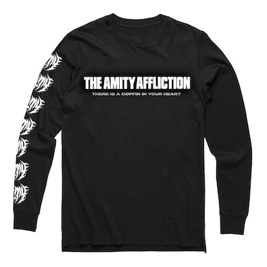 The Amity Affliction Metal Coffin Longsleeve (Black)