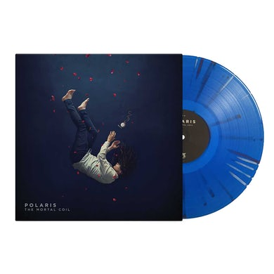 "Polaris The Mortal Coil 12"" Vinyl (Royal Blue w/ White & Red Splatter)"