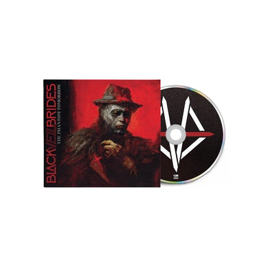 The Phantom Tomorrow CD Digipak