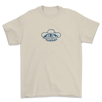 Ocean Alley Double Trouble Tee (Sand)