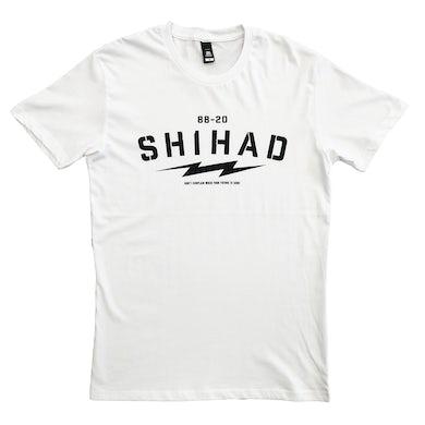 Shihad 88-20 Tee (White)