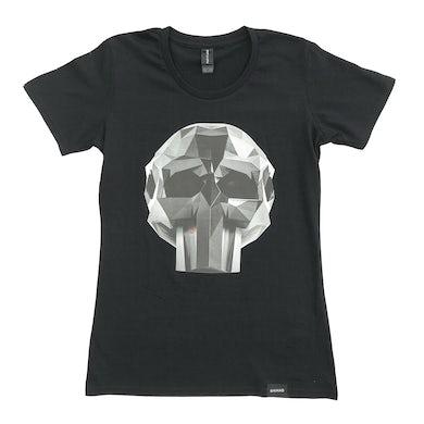 Shihad FVEY Skull Women's Tee (Black)