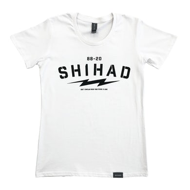 88-20 Femme Fit Tee (White)