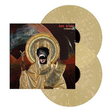 "Don Broco Technology 12"" Vinyl (Beer w/ Pink Splatter)"
