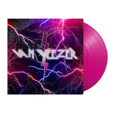 """Van Weezer 12"""" Vinyl (Indie Exclusive Neon Pink)"""