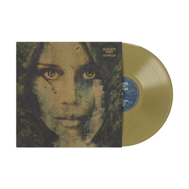 "In Hearts Wake Earthwalker UNFD 10 Year Special Edition 12"" Vinyl (Deep Gold)"