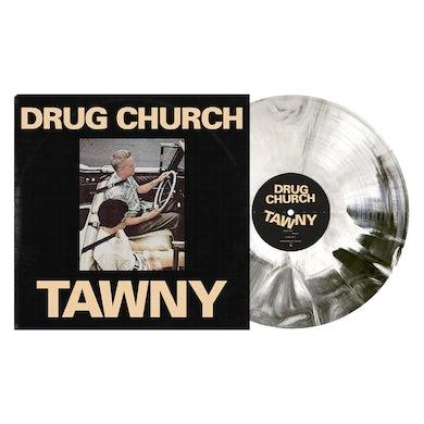 """Drug Church TAWNY 12"""" Vinyl (Black, Bone & White Aside/Bside)"""