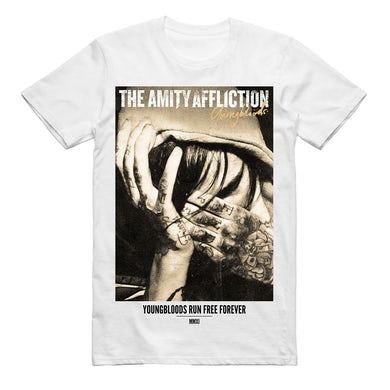 The Amity Affliction Youngbloods Tee