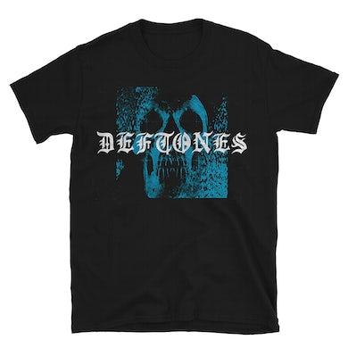 Deftones Static Skull Tee