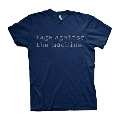 Rage Against The Machine Original Logo Tee
