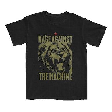 Rage Against The Machine Pride Tee