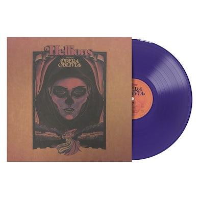 """Opera Oblivia UNFD 10 Year Special Edition 12"""" Vinyl (Purple Lotus - Opaque Purple)"""