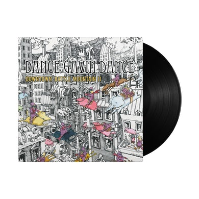 "Downtown Battle Mountain II 12"" Vinyl (Black)"