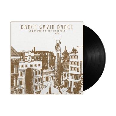"Dance Gavin Dance Downtown Battle Mountain 12"" Vinyl (Black)"
