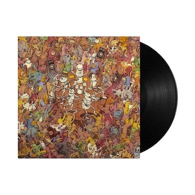 """Dance Gavin Dance Tree City Sessions 12"""" Vinyl (Black)"""